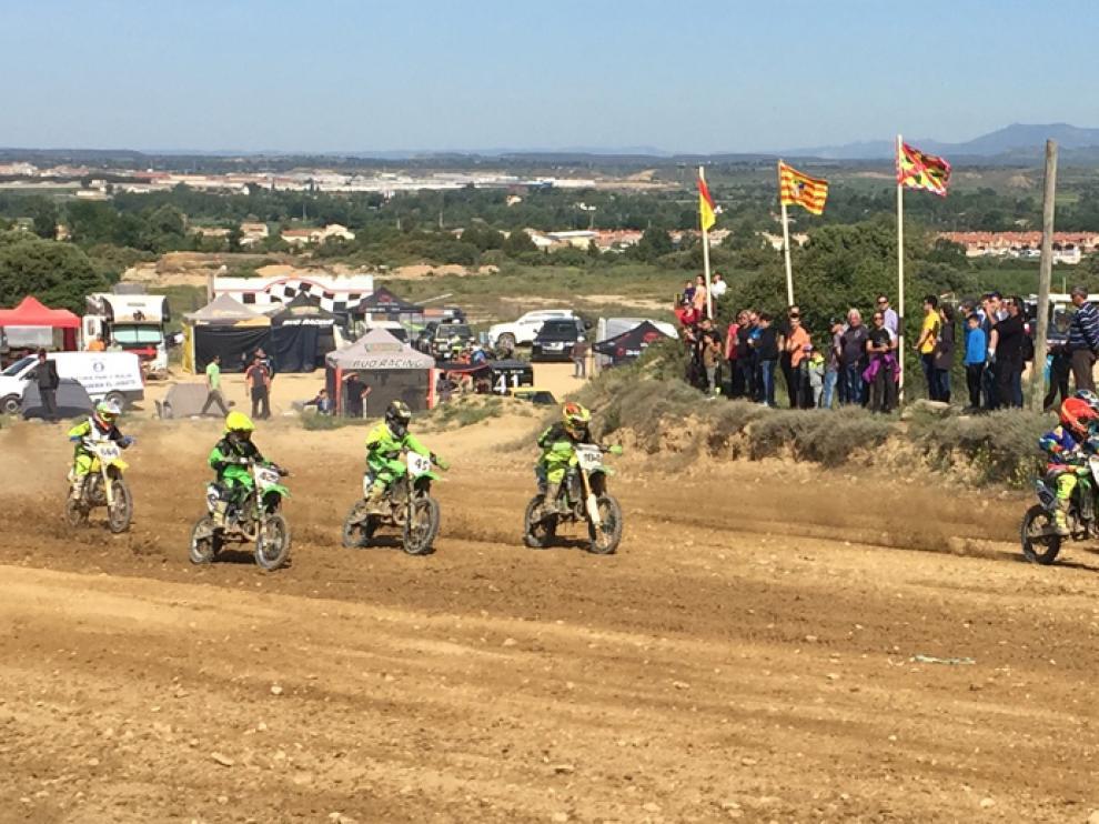 Tierz acogió el día de San Jorge la Promo Aragón con decenas de pilotos