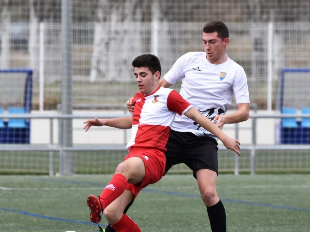 Liga Nacional Juvenil - Actur Pablo Iglesias vs. Teruel.