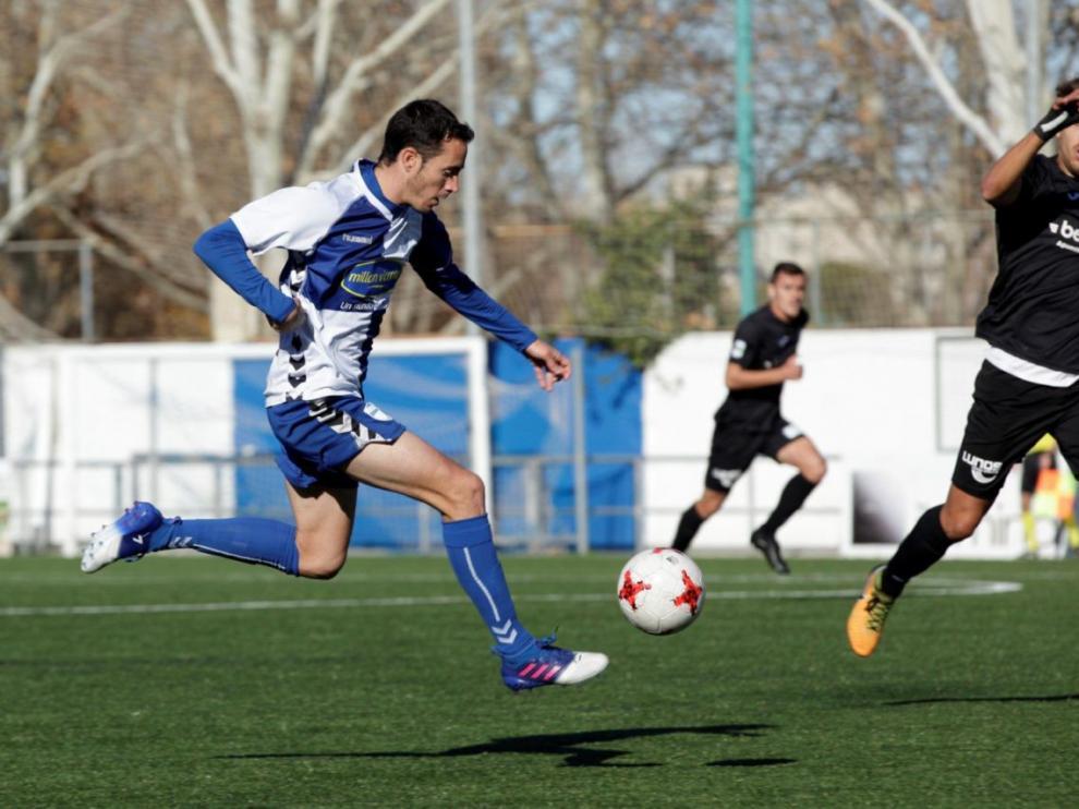 Imagen del CD Ebro-Atlético Baleares