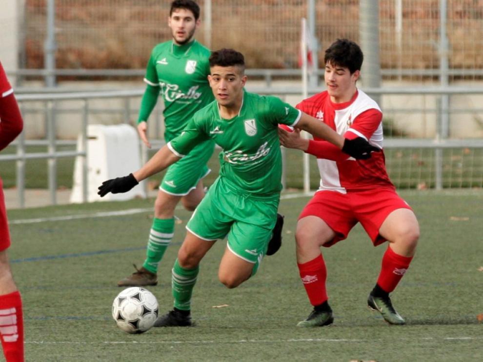 Fútbol. LNJ- Actur Pablo Iglesias vs. Stadium Casablanca.