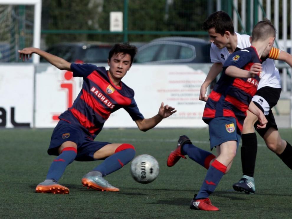 Fútbol. DH Infantil- Unión vs. Oliver