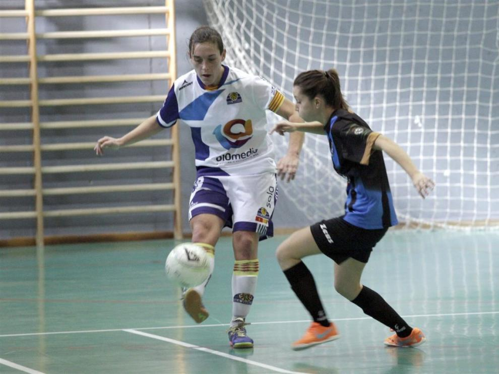 Jornada 9 - Segunda División - Sala Zaragoza vs. Intersala Promises