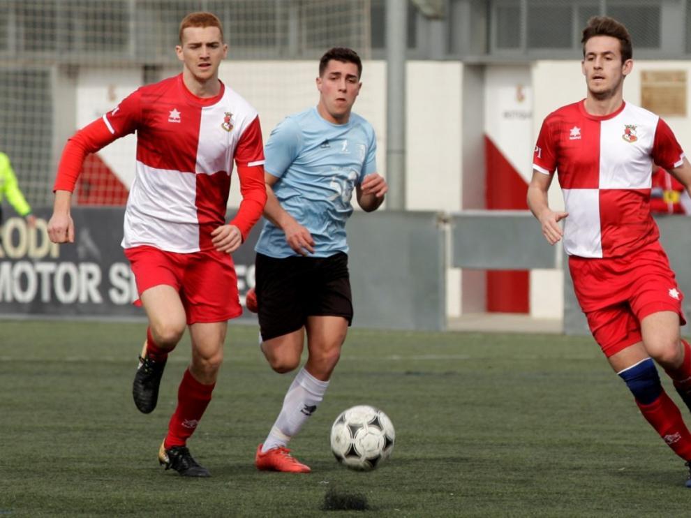 Fútbol. Liga Nacional Juvenil- Actur Pablo Iglesias vs. Montecarlo