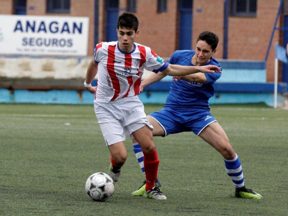 Fútbol. Liga Nacional Juvenil - CN Helios vs. Monzón