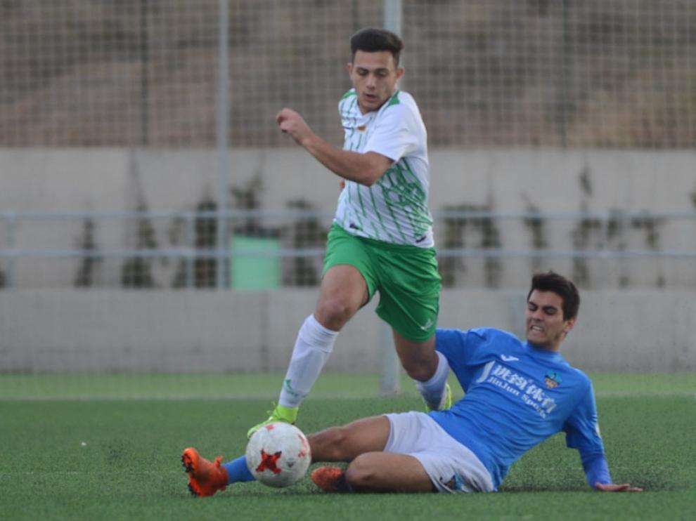 Fútbol. División de Honor Juvenil- El Olivar vs. Lleida
