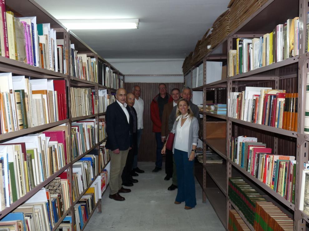 La Ciudadela de Jaca ya alberga el legado de Cristobal Guitart sobre castillos y fortificaciones