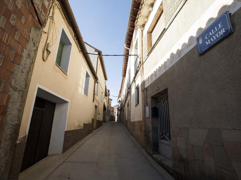 Calle de Laluenga.