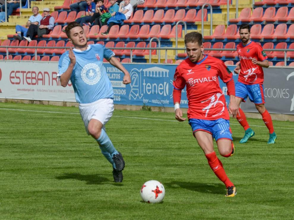 Fútbol. Tercera División-  CD Teruel vs. Sabiñánigo