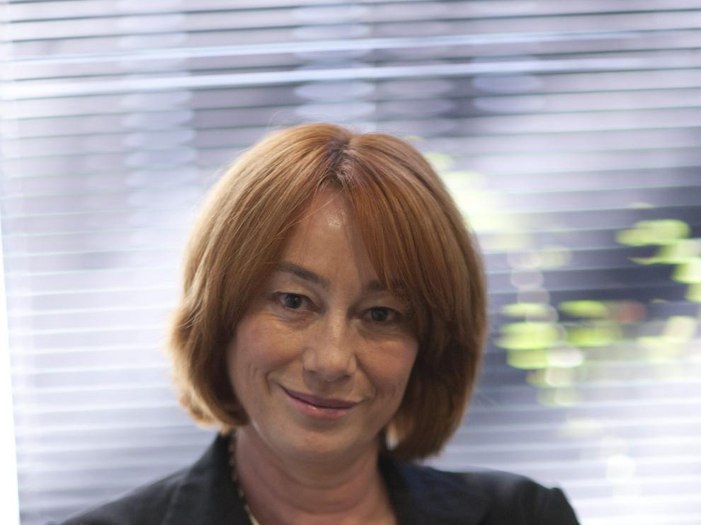 La directora madrileña Gracia Querejeta.