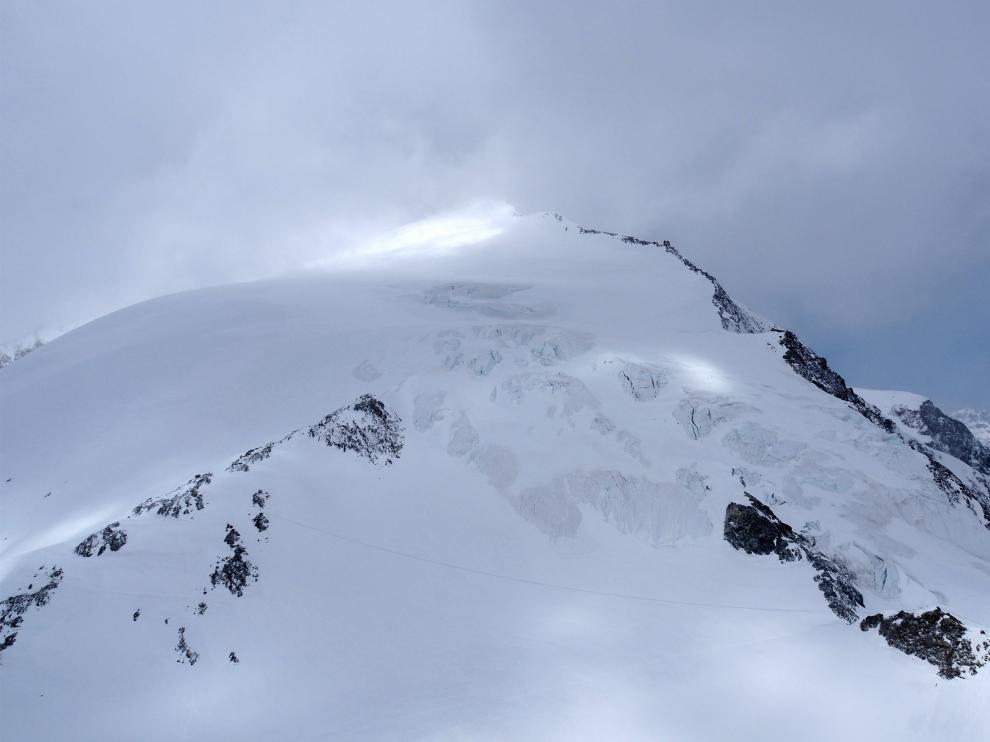 Mueren cuatro excursionistas por hipotermia en los Alpes