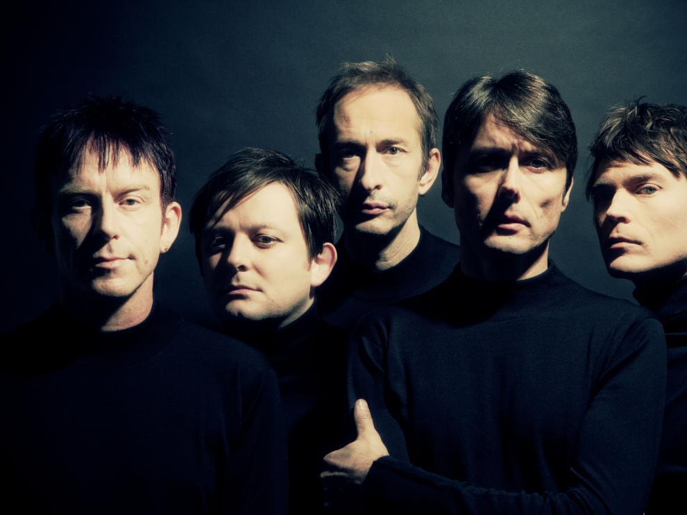 Suede es un grupo de rock inglés formado en 1989.