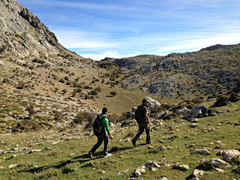 El programa 'Una marcha, un mes, un pueblo' recorre 14 localidades de Campo de Cariñena