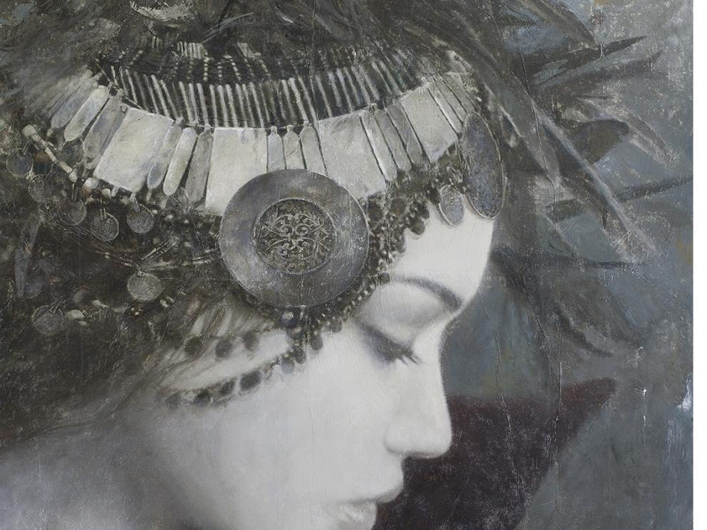 'The Thousand Faces of Lilith 2', de Rómulo Royo.