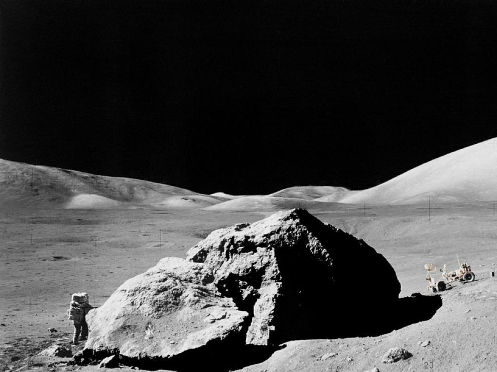 La NASA volverá a la Luna para localizar, extraer y procesar elementos del satélite.