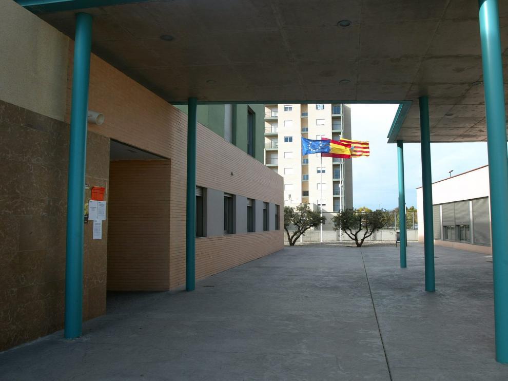 Imagen de archivo del colegio El Espartidero, en Santa Isabel.