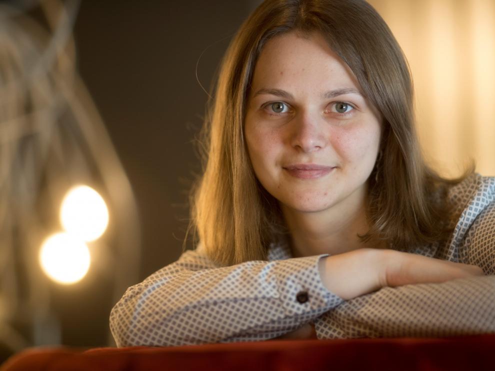 La ajedrecista Anna Muzychuk perdió sus títulos de Campeona del Mundo por negarse a jugar en Arabia Saudí.