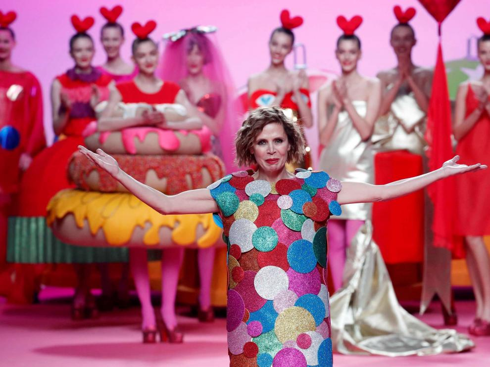 Ágatha Ruiz de la Prada cerrará la Aragón Fashion Week.