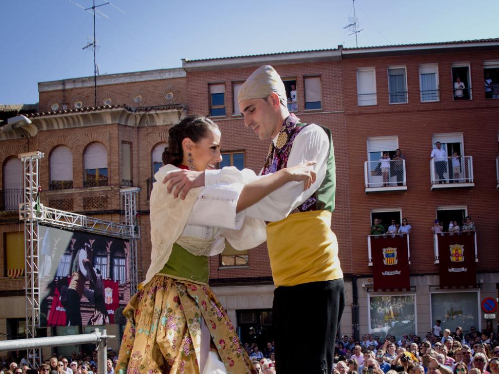La Fiesta de la Vendimia es uno de los festejos con más atractivo de la comarca. JE