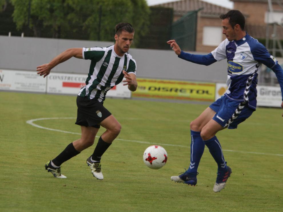 Fútbol. Segunda B- Peralada vs. Ebro