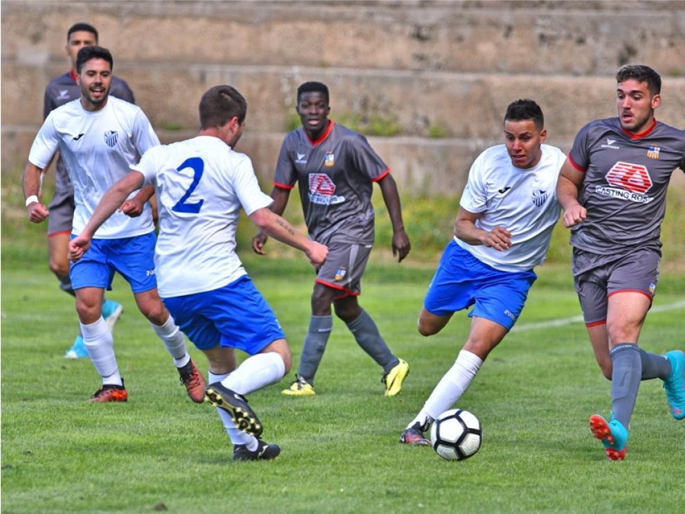 Fútbol. Regional Preferente - Morata vs. Utrillas