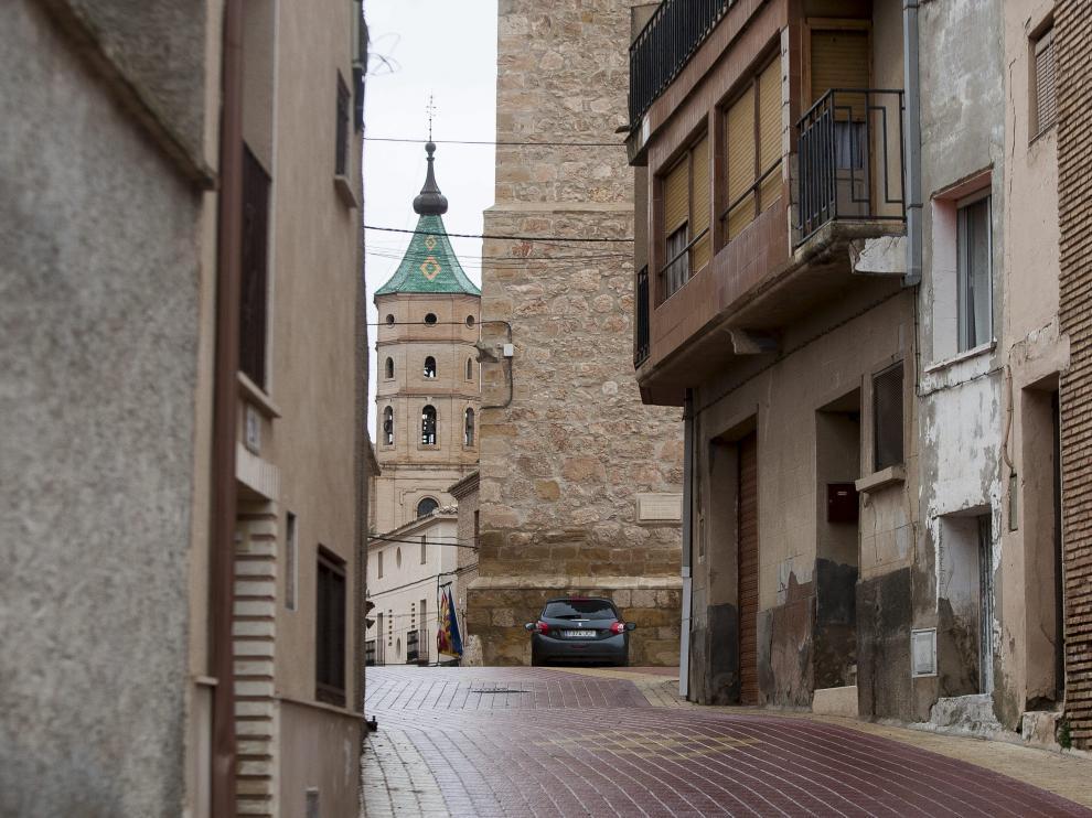 La torre mudéjar de San Juan Bautista es el orgullo de todos los vecinos.