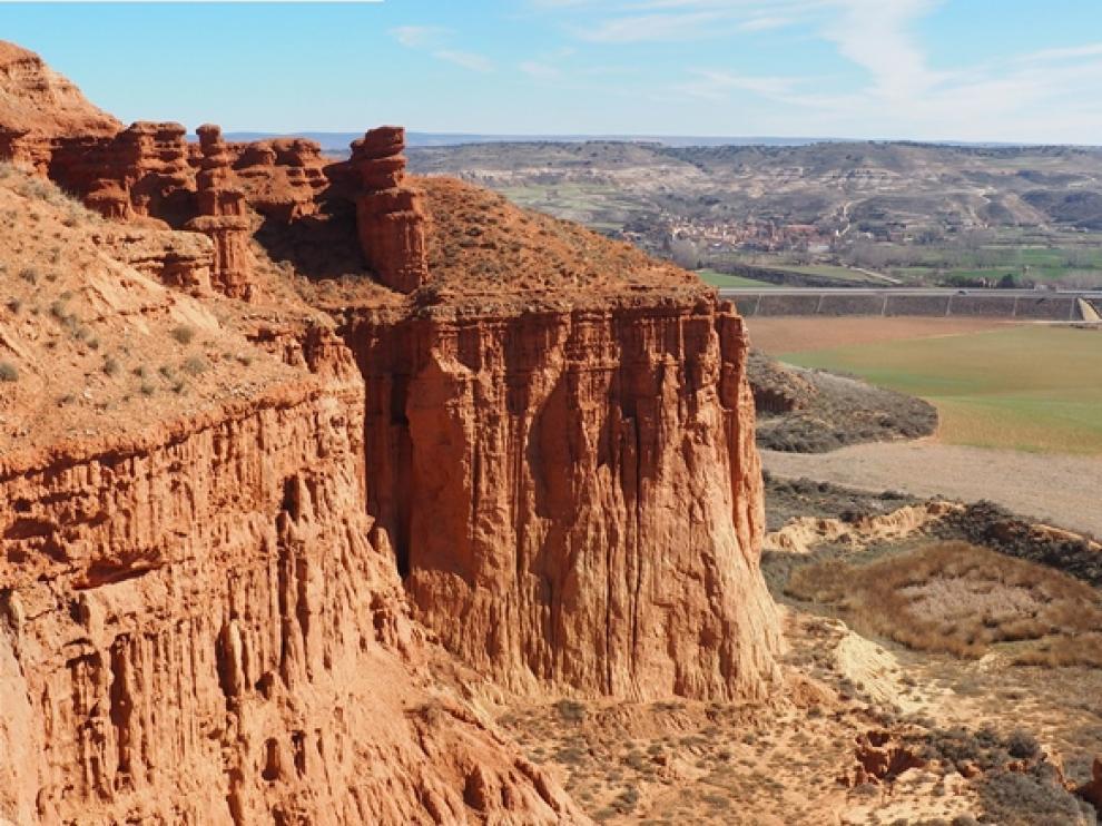 Cárcavas de Navarrete y Calamocha, el destino perfecto para los amantes de la geología que cuenta con diversas rutas.