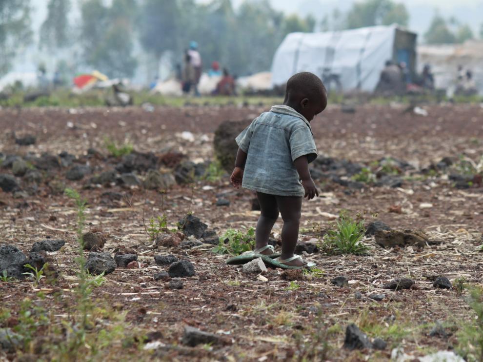 Unos 770.000 niños de la región de Kasai sufren malnutrición aguda.