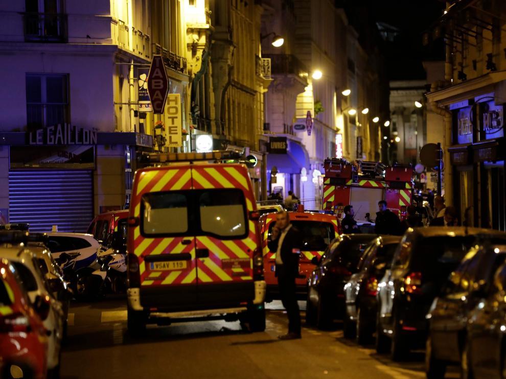 """Ataque en París al grito de """"Alá es grande"""""""