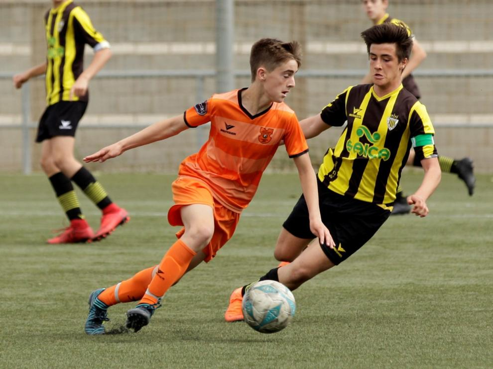 Fútbol. DH Infantil- Juventud vs. Balsas