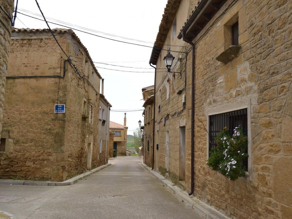 Calle de Layana.