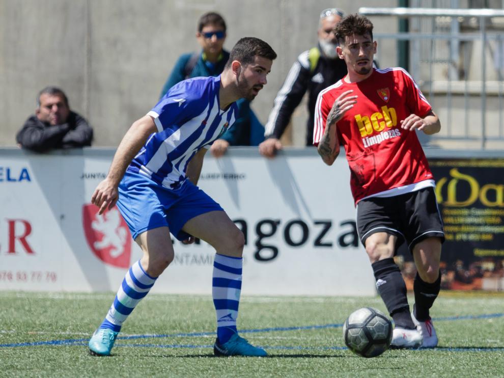 Fútbol. Regional Preferente- Escalerillas vs. San Juan.  Daniel Marzo