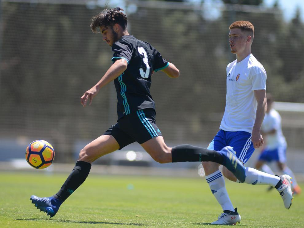 Fútbol. Copa del Rey Juvenil- Real Zaragoza vs. Real Madrid