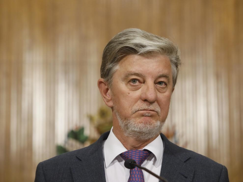 El alcalde, Pedro Santisteve, en una imagen de archivo