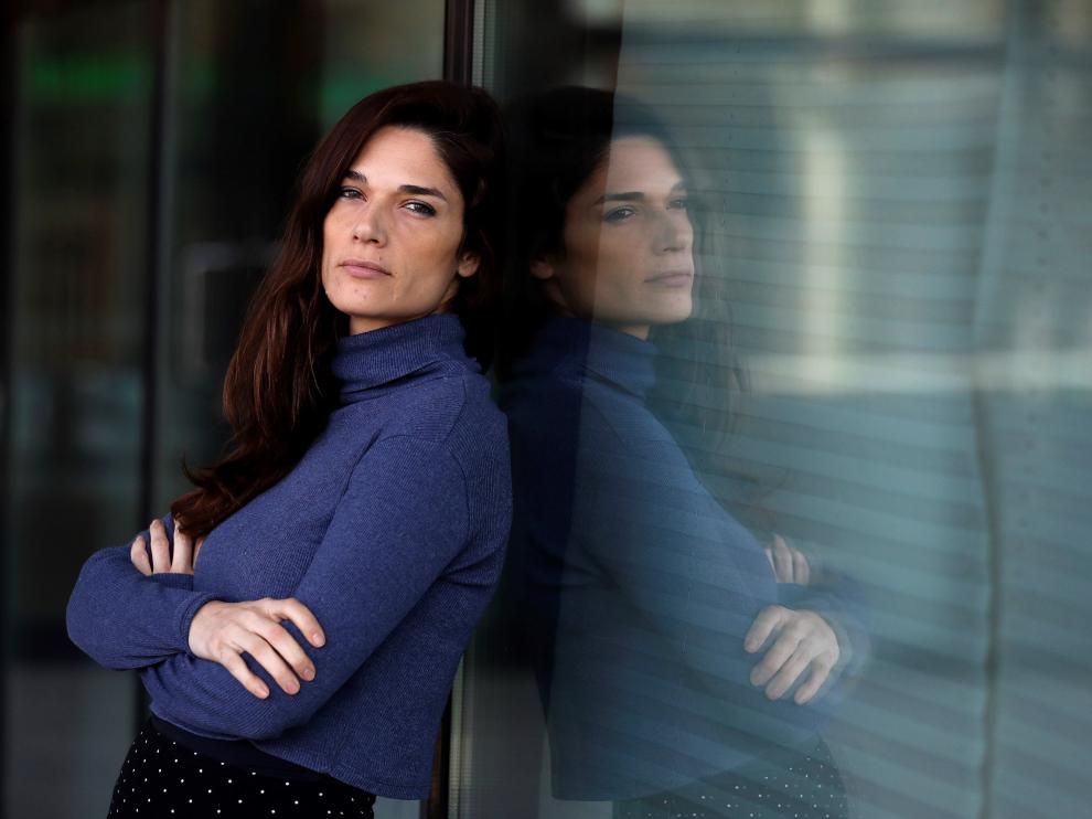 La diputada Clara Serra, número dos de Íñigo Errejón.