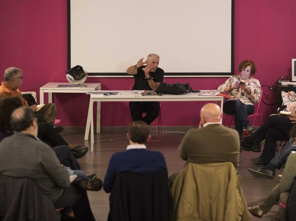 La Red de Agua Pública de Aragón (RAPA) celebró ayer su asamblea general en Zaragoza
