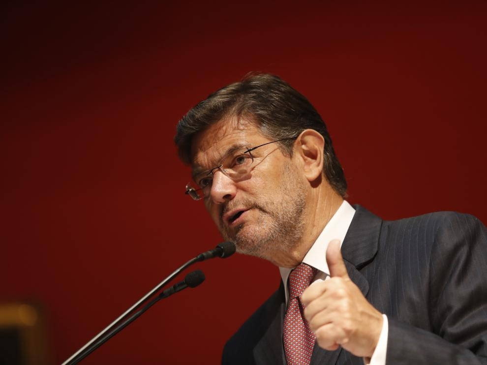 El ministro de Justicia, Rafel Catalá