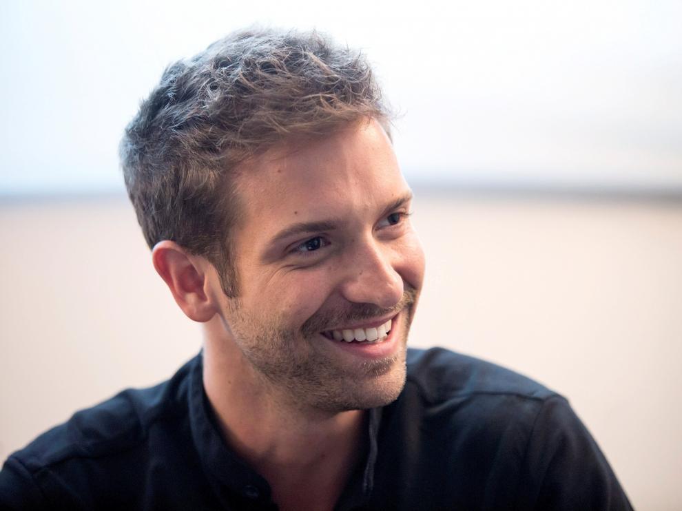 El cantante malagueño Pablo Alborán.