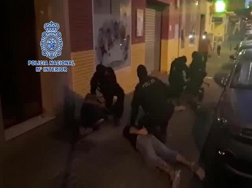 El padre que huyó de Zaragoza con su hijo de ocho años fue detenido en Huelva