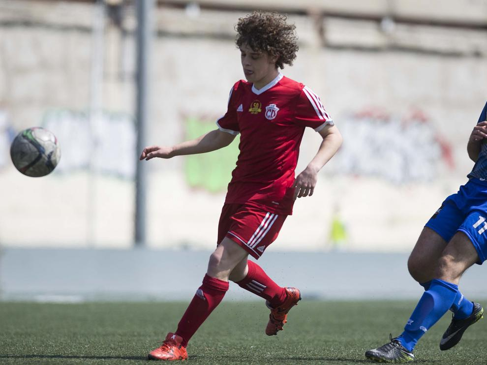 Fútbol. Juvenil Liga Nacional- San Gregorio vs. Monzón