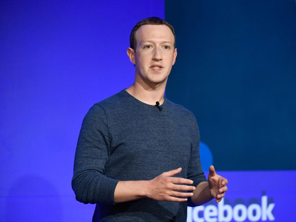 Mark Zuckerberg, en una imagen de archivo.