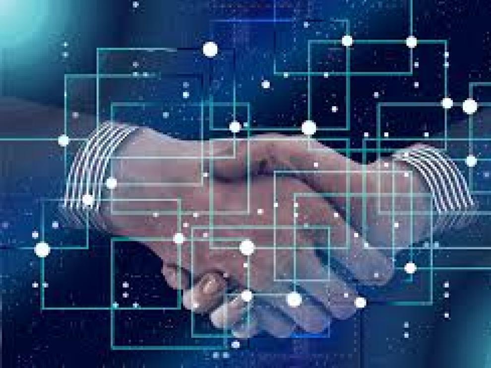 Con tecnología Blockchain, las redes digitales de negocio son seguras cien por cien