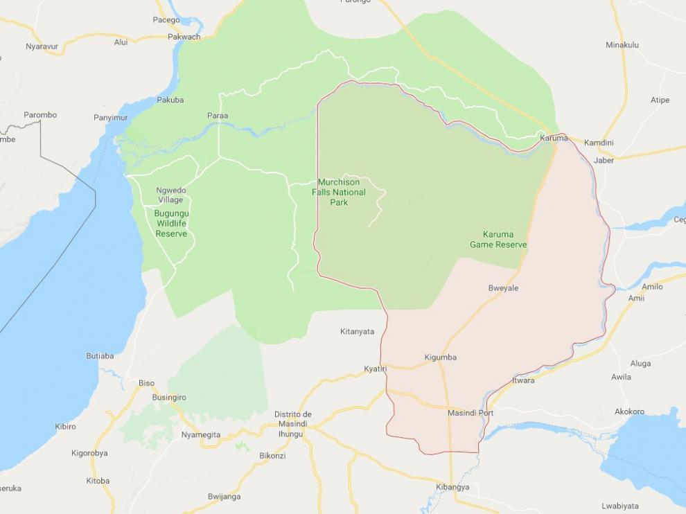 Más de 40 muertos en un accidente de autobús en Uganda