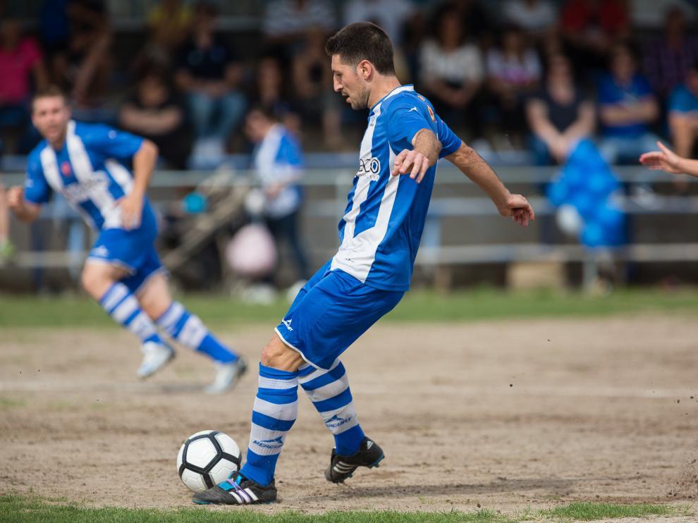 Fútbol. Regional Preferente- Casetas vs. Barbastro