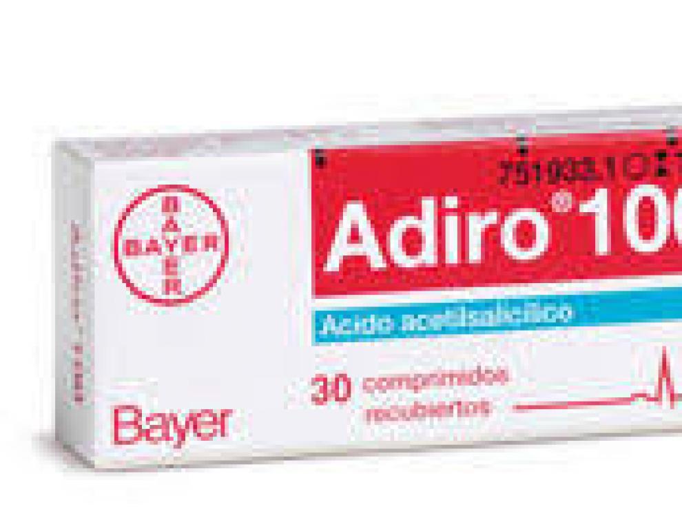 El Adiro es un antiagregante plaquetario y es utilizado para evitar trombos.
