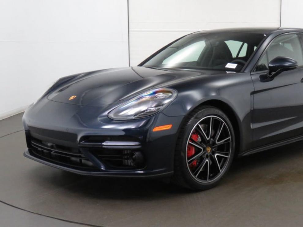 El acusado se compró un Porsche Panamera similar al que aparece en esta fotografía.
