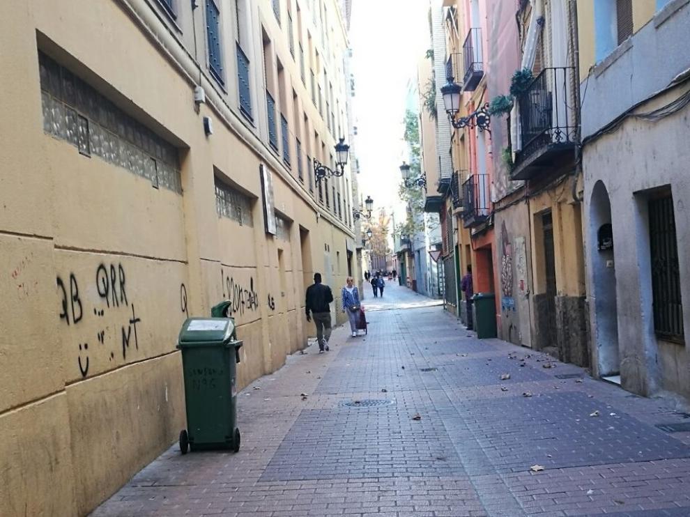 La suciedad, el ruido y el estado de las viviendas son algunas de las quejas de los vecinos de San Pablo