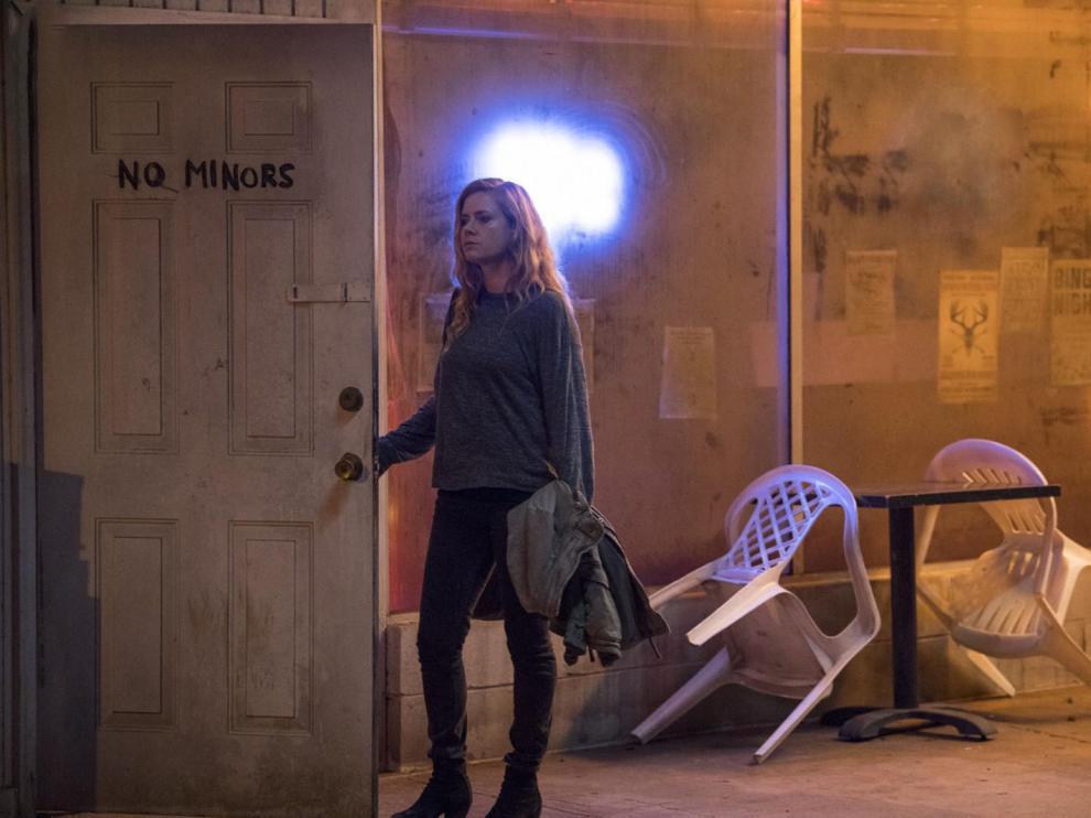 La actriz Amy Adams protagoniza 'Heridas abiertas' que se estrena a principios de julio.