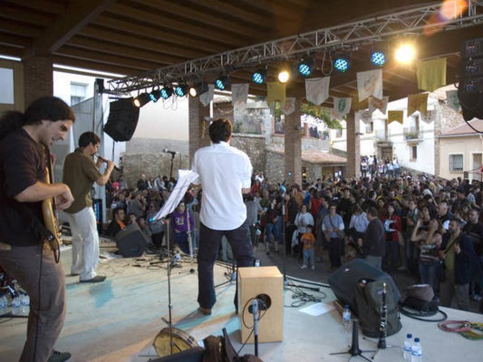 Imagen de Archivo, festival de música folk Poborina Folk.