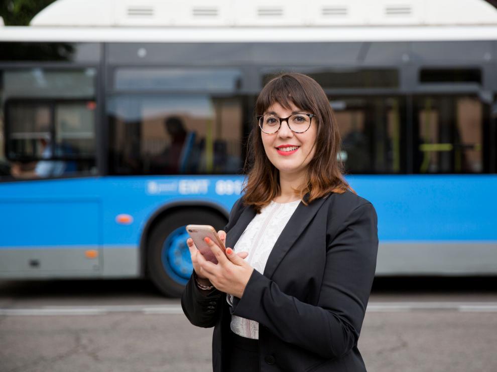 Rosa Arias, investigadora ambiental, coordina D-Noses junto a la Fundación Ibercivis