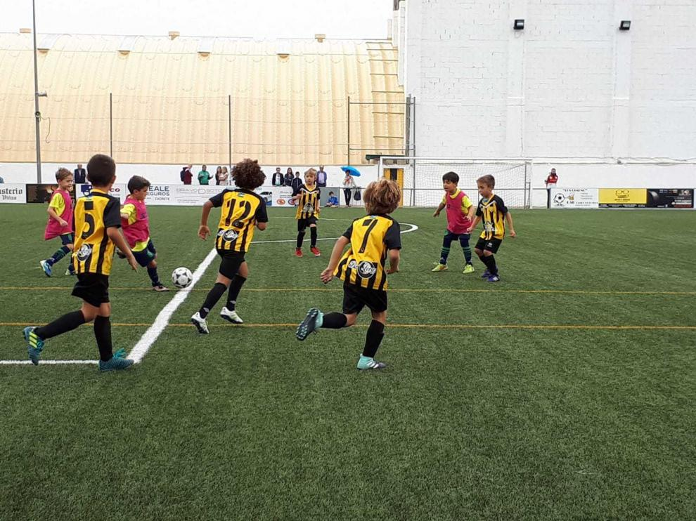El torneo de escuelas del CD Huracán regresa este fin de semana